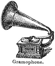 gramophone 1918